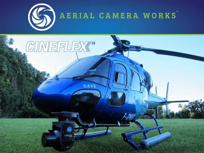 Aerial Camera Works CINEFLEX ELITE